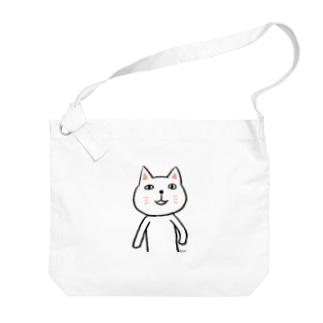 にゃーんさん Big shoulder bags