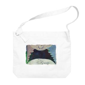 オンステージ Big shoulder bags