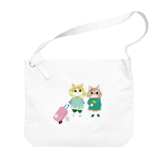 ヲカシな童話杏季 Big shoulder bags