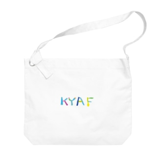 KYAFカラフル Big shoulder bags