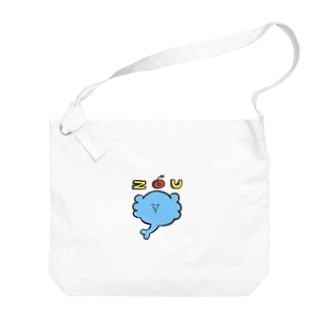 ぞうくん Big shoulder bags