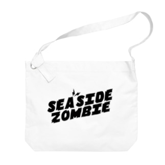 SEA SIDE ZOMBIE Big shoulder bags