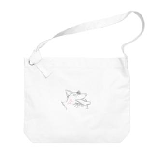 RALUPHMARON Big shoulder bags