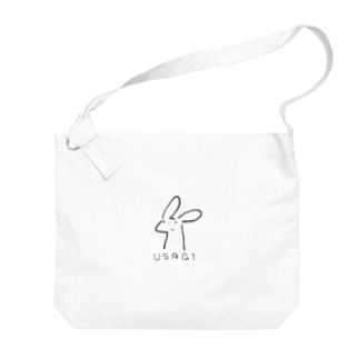 USAGI Big shoulder bags