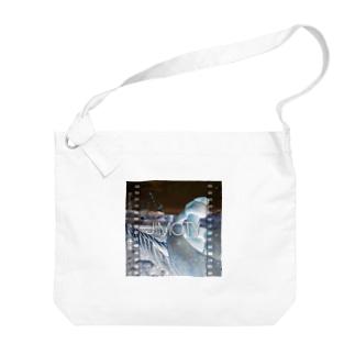 【JIMOTY 】 Big shoulder bags