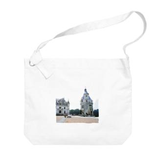 フランス:シュノンソー城 France: Château de Chenonceau Big shoulder bags