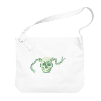 オサゲ神 Big shoulder bags