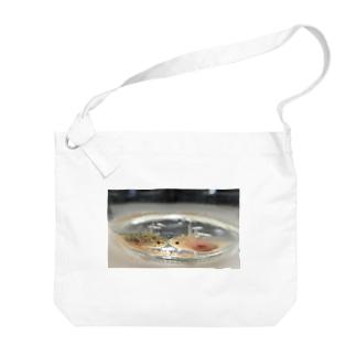 ウーパールーパーCHU Big shoulder bags