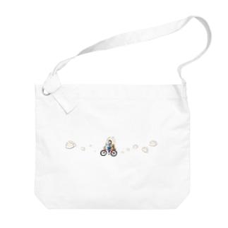 餃子の旅 Big shoulder bags