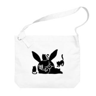 ファビット君⑬ Big Shoulder Bag