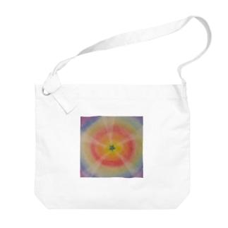 星の輝き✨ Big shoulder bags