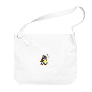 Snow White Big shoulder bags