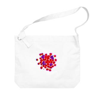 blood cells〜血球〜 Big shoulder bags
