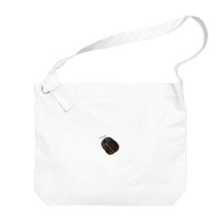 カヌレ・canelé Big Shoulder Bag
