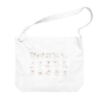 いぬ's Big Shoulder Bag