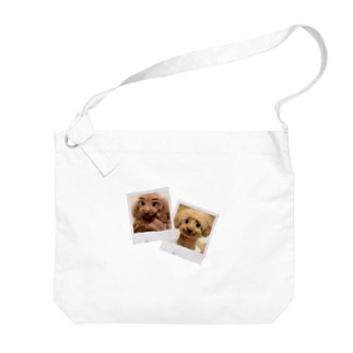 Pretty toypoodle's Big shoulder bags