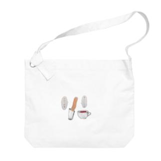 ちゅろす(仲裁) Big shoulder bags