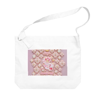 Flower Bag Big shoulder bags