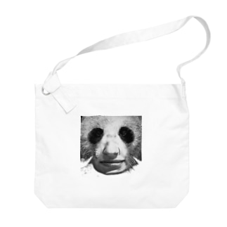 PANDA Big shoulder bags