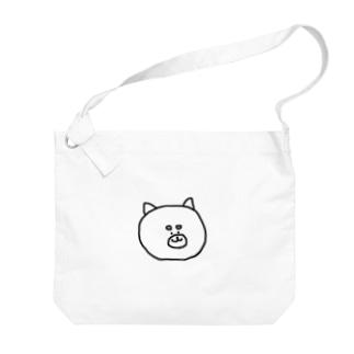 shiva.の柴犬 Big shoulder bags