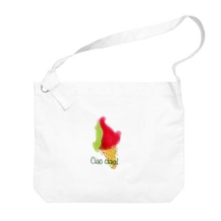 Ciao ciao!🇮🇹 Big shoulder bags