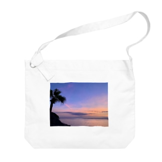SUNSET & Big shoulder bags