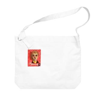 myモーツァルト Big shoulder bags