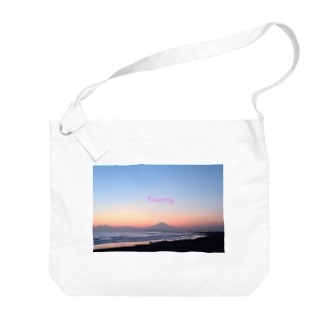 湘南夕景2 Big shoulder bags
