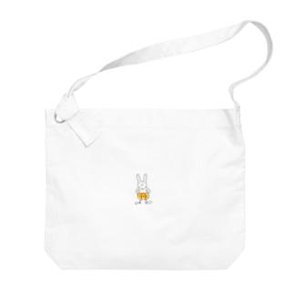 かぼちゃぱんつ Big shoulder bags