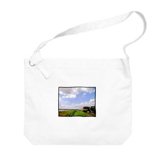 Onochan Rails 1 Big Shoulder Bag