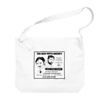 架空企業シリーズ『THE NICE GUYS AGENCY』 Big shoulder bags