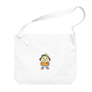 トッパー・ラッキードッグ・ジュニアくん Big shoulder bags