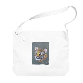 虎の仔2020 Big shoulder bags