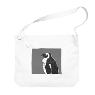 ペンギン Big shoulder bags