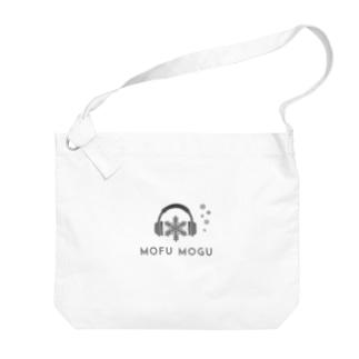 冬ver ロゴ ビックショルダーバッグ Big shoulder bags