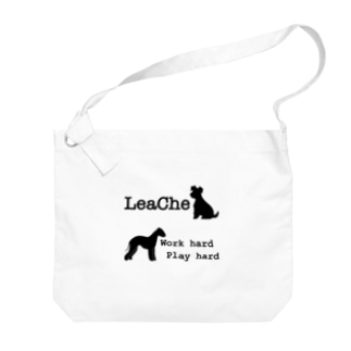LeaChe Big shoulder bags