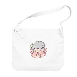 ハルエさん2 Big shoulder bags