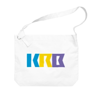 KAORIBAKO(ロゴ) Big shoulder bags