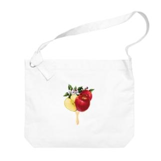 【forseason】アップル Big shoulder bags