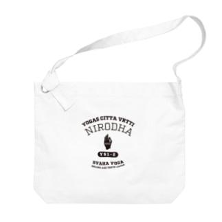NIRODHA Big shoulder bags