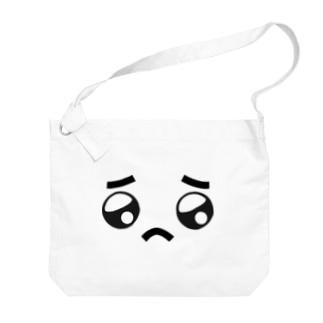 ぴぴぴえん Big shoulder bags