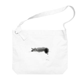 ノルウェージャンフォレストキャット Big Shoulder Bag