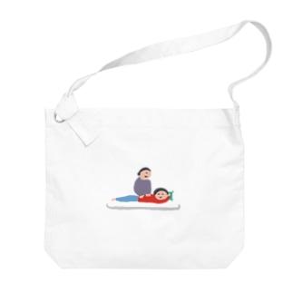 gororigororiのもむ人 Big shoulder bags