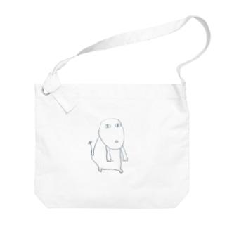 むーさん Big shoulder bags