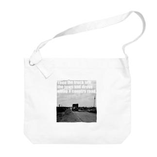 カントリーロード Big shoulder bags