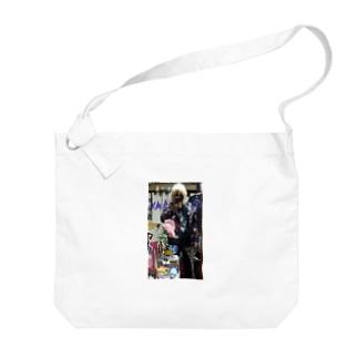 鏡音リン&鏡音レン Big shoulder bags
