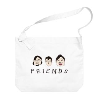 お友達 Big shoulder bags
