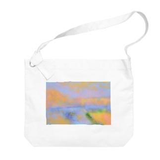 Spring Colors Big shoulder bags