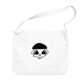 CFA-でっぱ君 Big shoulder bags