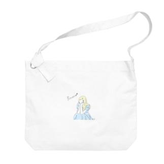 Princess Big Shoulder Bag